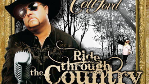 "Colt Ford's ""Ride Through the Country Revisited"" Hits Shelves October 1, 2013"