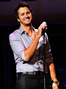Luke Bryan performs during the 6th Annual ACM Honors at Ryman Auditorium on September 24, 2012 in Nashville, Tennessee.  (Photo by Frederick Breedon IV/Getty Images for ACM)
